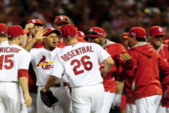 Register Here to enter our monthly drawing for Free St. Louis Cardinal Tickets