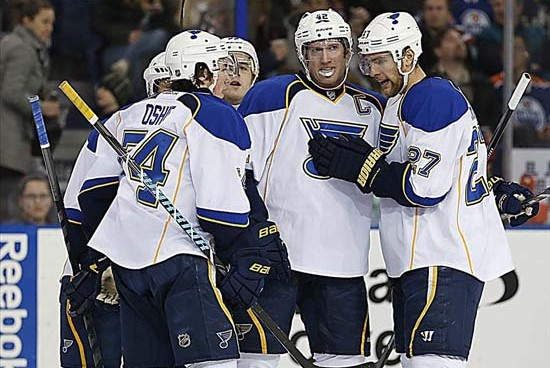 Register Here to enter our monthly drawing for Free St. Louis Blues Tickets